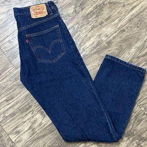 Levi's 505 Jeans NWOT Regular Fit Men's Size 33x34